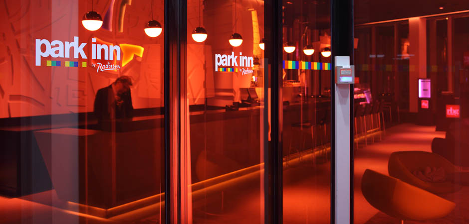 Park Inn Leuven - design by Creneau International